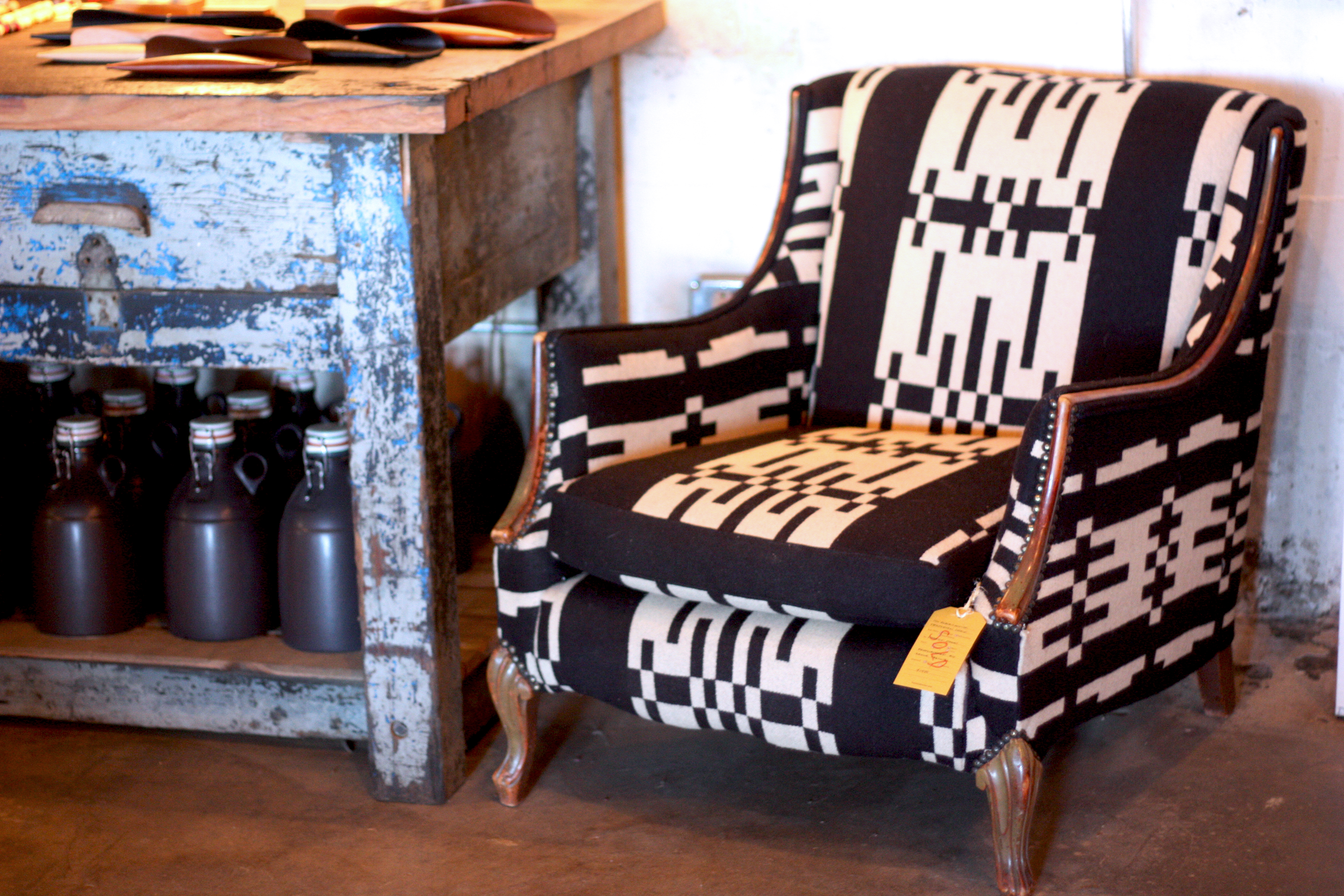 Revive Upholstery by Leland Duck